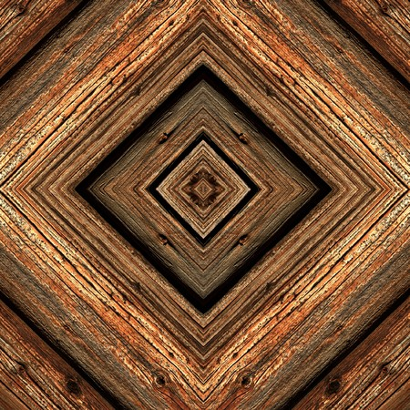 Close view of a rustical wood background Stock Photo
