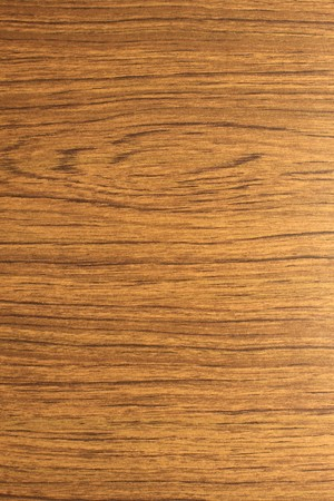 Close view of a artificial wooden background Stock Photo