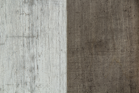 aged wood: texture of aged wood white-gray, close up Stock Photo