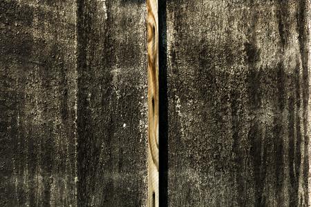 tar paper: Texture old black tar paper