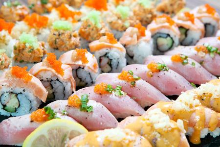 SUSHI: Sushi line