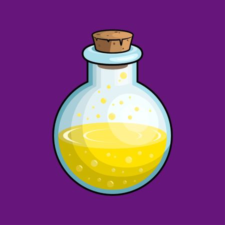 divination: magic potion