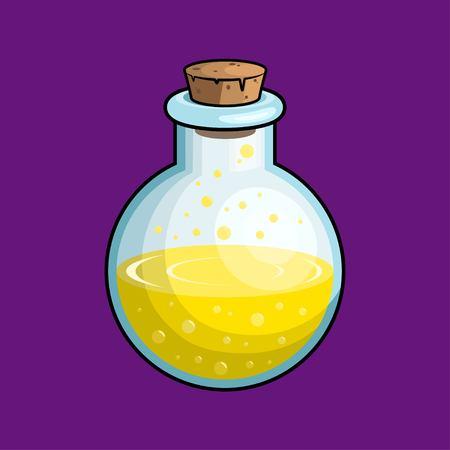 elixir: poción mágica