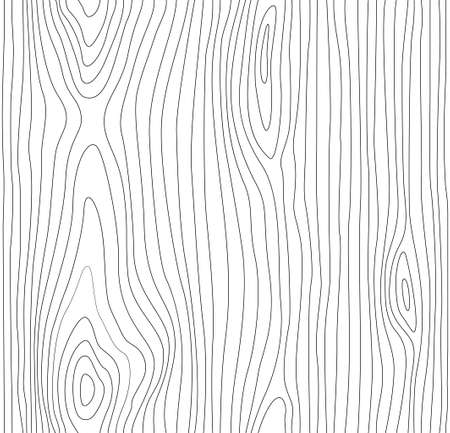 Seamless wooden texture. Dense lines. Abstract background. Vector illustration. Vector Illustration