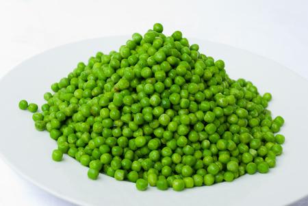green peas 1 Stock Photo - 1439850