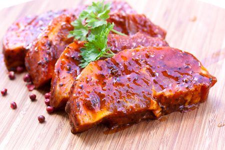 Gourmet-Scheiben Spanferkel-raw