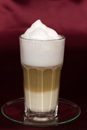 deposed:  Latte Macchiato