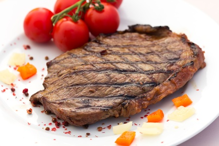 New York Strip Steak  Stock Photo - 10644266