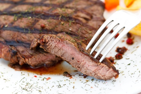New York Strip Steak  photo