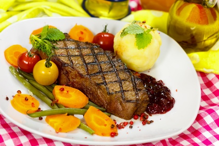 Gourmet Steak Stock Photo - 10644249