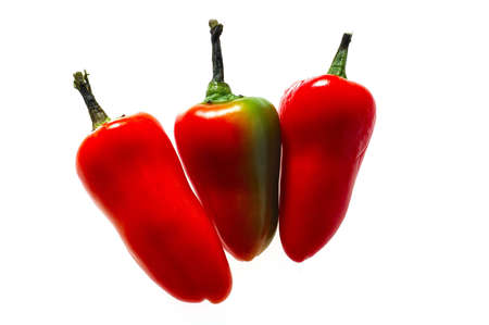 Three Bullet Chilies