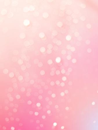 빛 버스트 빗방울과 반짝이 나뭇잎 조명 배경의 추상 사진. 이미지가 흐리게 다채로운 필터로 이루어집니다.