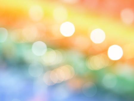 Abstracte foto van het licht burst en glitter bokeh lichten achtergrond. Het beeld is wazig en maakte met kleurrijke filters.
