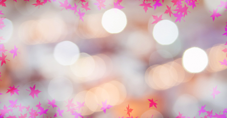 reflector: Abstract photo of backlight reflector and glitter bokeh lights background. Image is blurred and made with colorful filters.