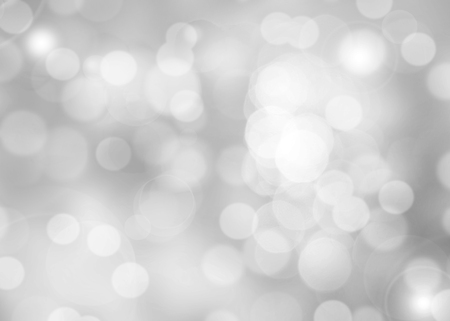 to white: Abstract colorful photo of light and glitter bokeh lights background. Image is blurred and made with colorful filters.