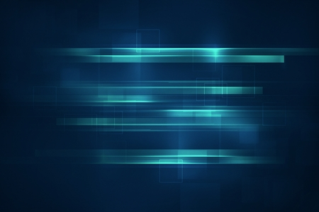 lines wallpaper: geometric abstract technology and science background