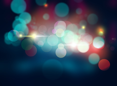colorful  geometric  bokeh and  blur abstract  background for use as web or print media  background photo