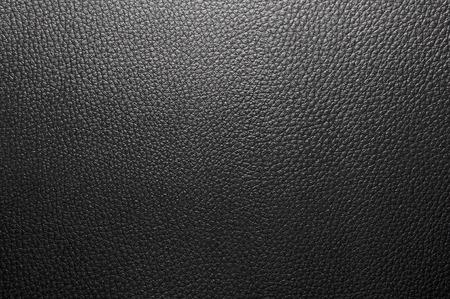 Schwarz modernen Leder Standard-Bild