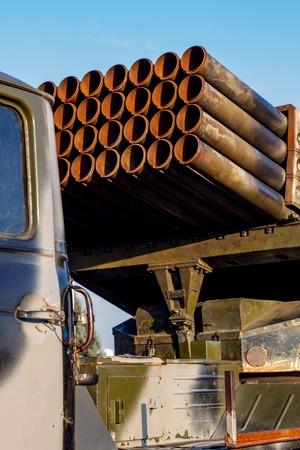 "multiplicar: Rusia se multiplican militar lanzacohetes ""Grad"""