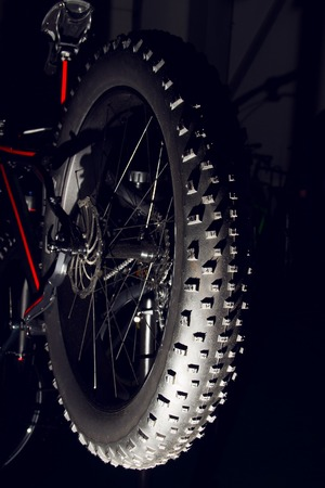 off road biking: Professional off-road bike for extreme road condition. Healthy lifestyle