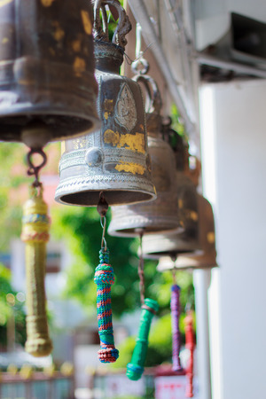 Bells are based on various measurements. photo