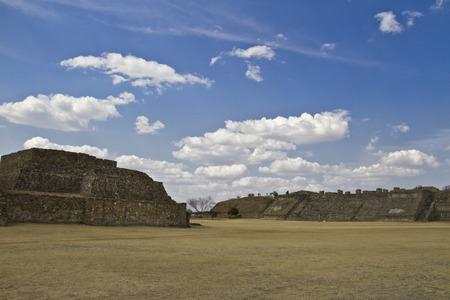 oaxaca: The pyramids of Monte Alban, Oaxaca, Mexico