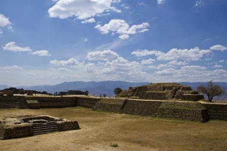 Monte Alban, Oaxaca, Mexico. photo