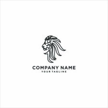 logo lion vector designs