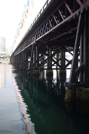 darling: bridge in darling harbour
