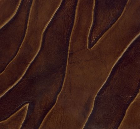 leather texture with stripes Stock Photo