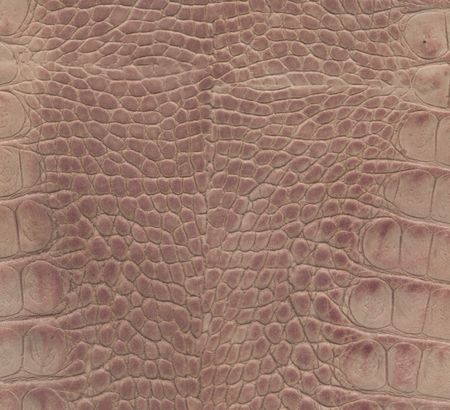 pink and brown crocodile leather texture