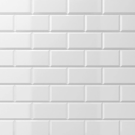 Brick tile. 3d background