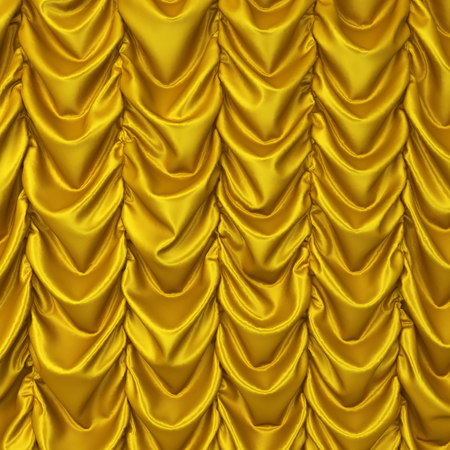 drapes: Theater drapes. 3d background