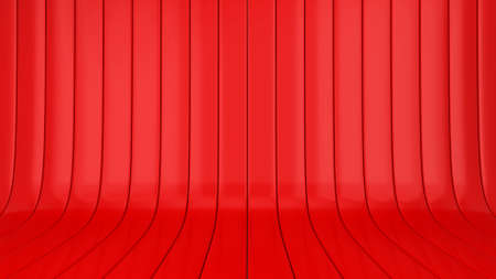 Abstract lines background. 3d illustration Stok Fotoğraf