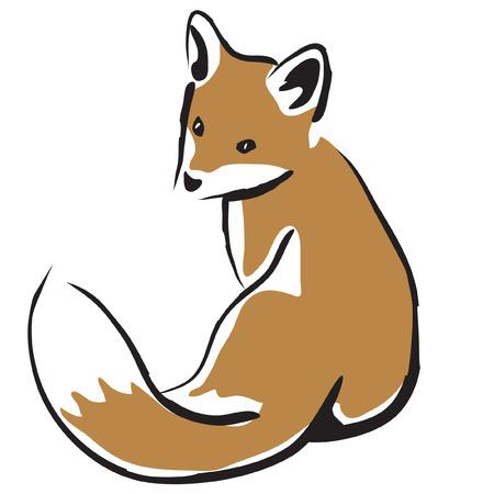 Fox Illusztráció