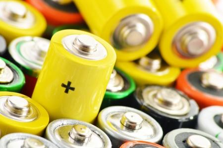 residuos toxicos: Composici?on pilas alcalinas