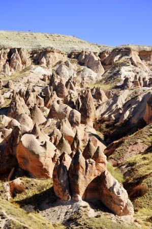 rock formations: Rocks of Cappadocia in Central Anatolia, Turkey