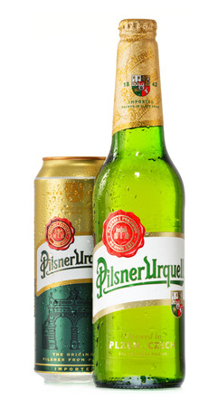 pilsner beer: Plzensky Prazdroj, the first pilsner beer in the world, known better by its German name Pilsner Urquell  is a prominent brand of the global brewing company SABMiller