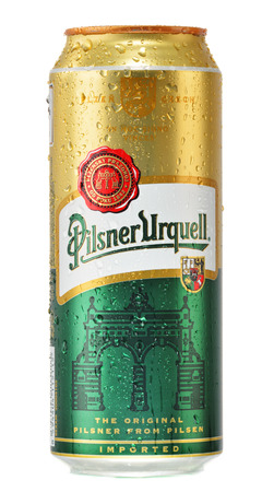 pilsner: Plzensky Prazdroj, the first pilsner beer in the world, known better by its German name Pilsner Urquell  is a prominent brand of the global brewing company SABMiller