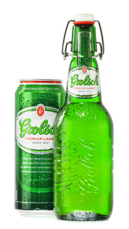 internationally: Grolsch Premium Pilsner - known internationally as Grolsch Premium Lager, is the flagship beer of Dutch Grolsch Brewery, part of the SABMiller group since 2008 Editorial