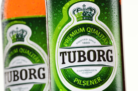 carlsberg: Tuborg, a Danish brewing company founded in 1873  in Hellerup, near Copenhagen  Part of the Carlsberg Group since 1970  Editorial
