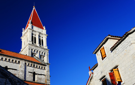 lawrence: Cathedral of Saint Lawrence in Trogir, Croatia.