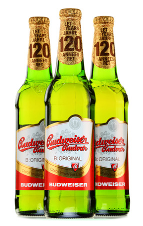 beers: Budweiser Budvar one of the Highest-selling beers in the Czech Rep. exported into more than 60 countries, produced in Ceske Budejovice that Budweiser Budvar Brewery