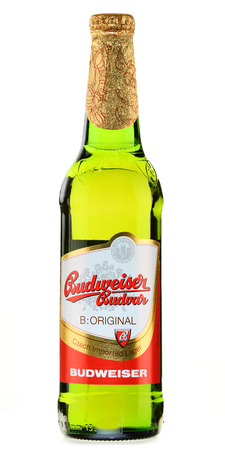 exported: Budweiser Budvar one of the Highest-selling beers in the Czech Rep. exported into more than 60 countries, produced in Ceske Budejovice that Budweiser Budvar Brewery