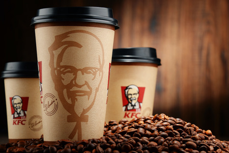 Coffee has become an important battleground for the most amazing fast-food companies. KFC is one of them.