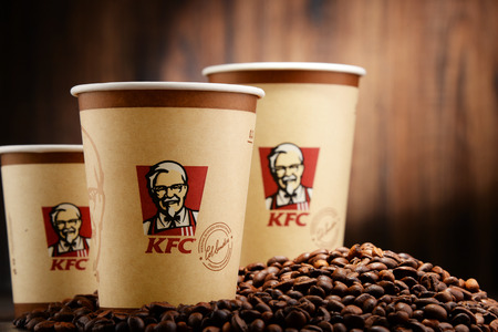 battleground: Coffee has become an important battleground for the most amazing fast-food companies. KFC is one of them.
