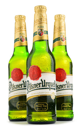 pilsner glass: Plzensky Prazdroj, the first pilsner beer in the world, better known by its German name Pilsner Urquell is a prominent brand of the global brewing company SABMiller