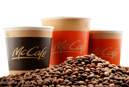 mcdonalds: McCafe is a coffee-house-style food and drink chain, owned by McDonalds.