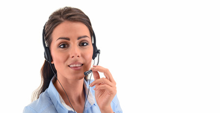 customer support: Call center operator. Customer support. Helpdesk.