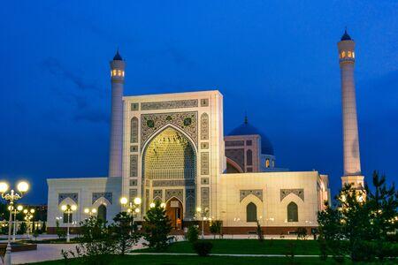 Minor Mosque inTashkent, Uzbekistan. Фото со стока - 124953946